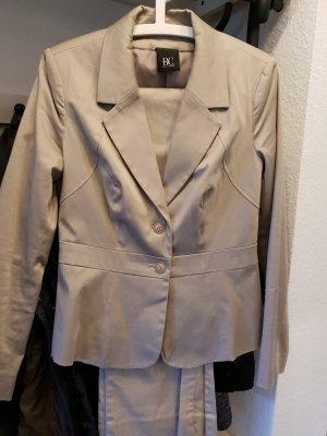 BC Collection Suit cream-oatmeal