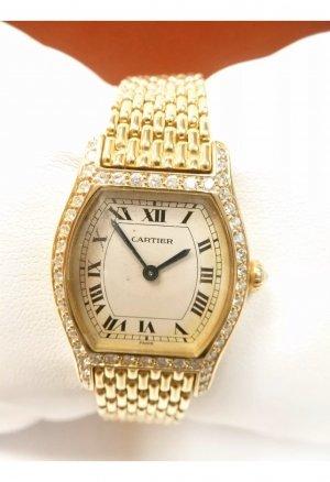 Cartier Automatisch horloge goud