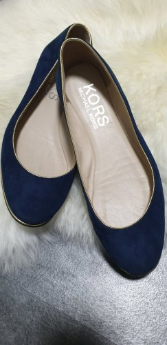 Michael Kors Slip-on bleu
