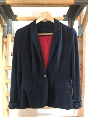 Damenblazer Blazer dunkelblau Gr. XS 34 von Orsay