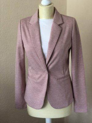 Ichi Blazer en jersey rosé