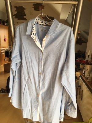 Angel of Style Shirt Blouse white-azure