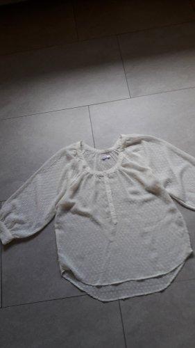 Rut m. fl. Blusa trasparente bianco sporco