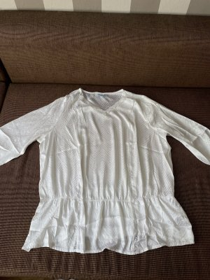 Creation L. Long Sleeve Blouse white