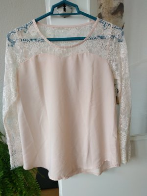 Ohne Lace Blouse pink