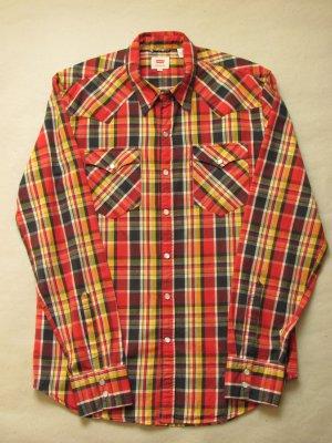 Levi's Camicia a scacchi multicolore Cotone