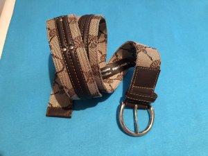 Joop! Cinturón de tela marrón