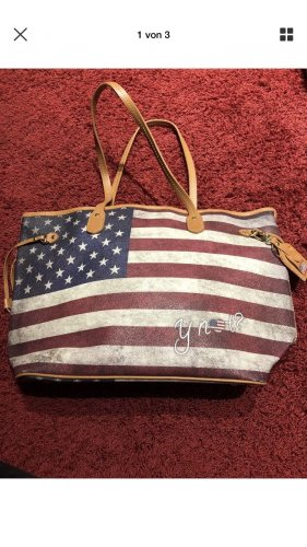 Damenhandtasche Amerika Design Y Not Collection