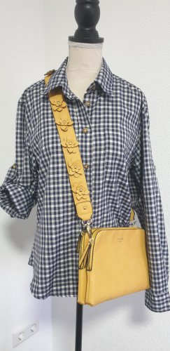 TCM Long Sleeve Shirt white-dark blue