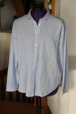 Damenhemd in hellblau
