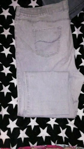 Toni Drainpipe Trousers grey