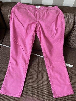 Pantalone cinque tasche rosa