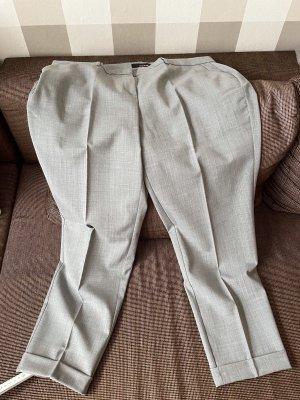 Cosma Pantalone a pieghe grigio
