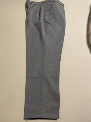 Cosma Pleated Trousers grey
