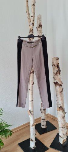 Patrizia Pepe Jersey Pants black-bronze-colored