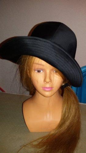Zachte hoed zwart
