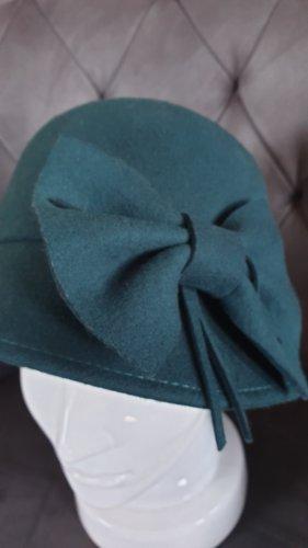 Jessica Simpson Chapeau en feutre bleu pétrole-bleu cadet