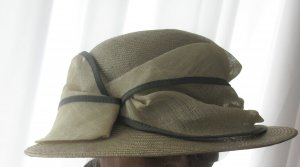 Seeberger Sun Hat multicolored ramie