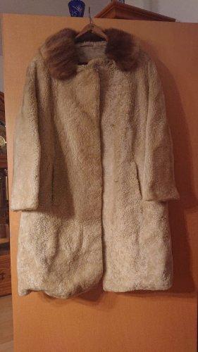 Damenjacke - Mantel - Lammfell - Größe 44 - Damenbekleidung