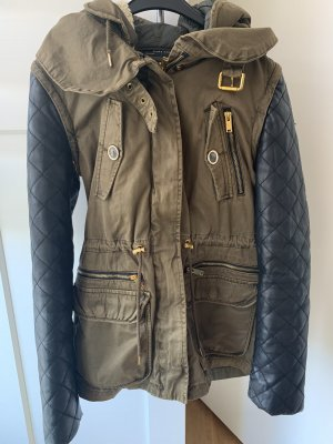 Zara Woman Parka multicolore