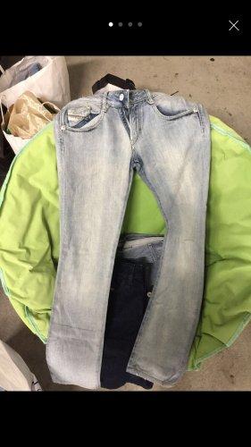 Diesel Jeans grigio chiaro