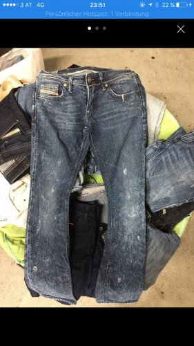 Diesel Jeans blu
