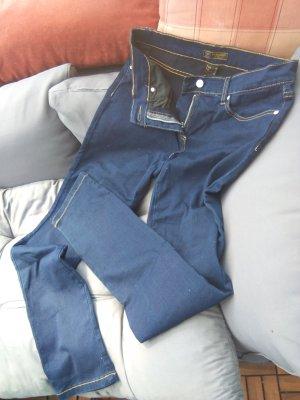 b.p.c. Bonprix Collection Pantalone cinque tasche blu scuro