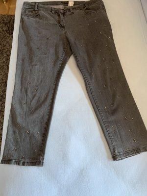 bpc Jeans stretch gris coton
