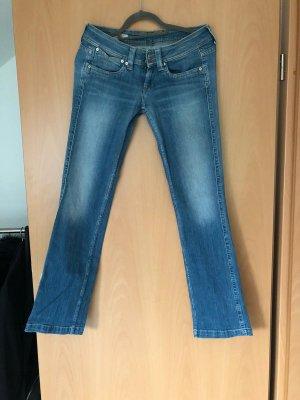 Pepe Jeans Spijker flares blauw