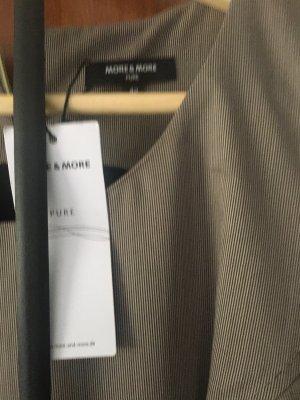 Dir&More Robe bustier marron clair