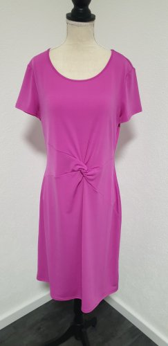 Betty Barclay Robe à manches courtes rose-magenta