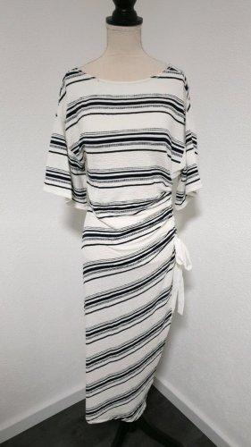 Damenkleid Streifen