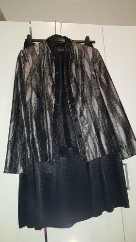 Damenkostüm - Blazer mit Rock