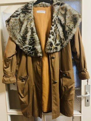 Cirstein Pelt Coat brown