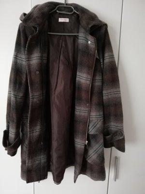 Orsay Cappotto corto marrone-grigio
