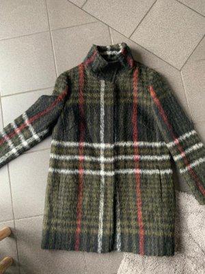 Fuchs Schmitt Short Coat dark green-black