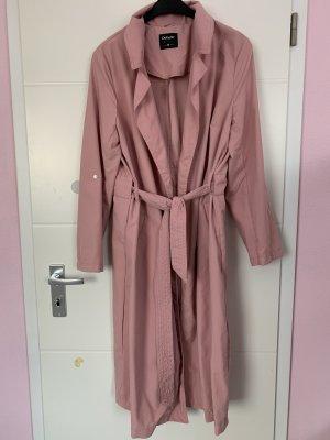 Defacto Trench Coat pink