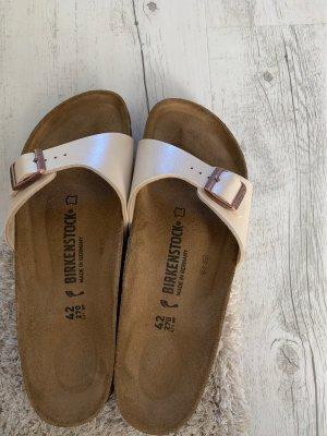 Birkenstock Comfort Sandals rose-gold-coloured