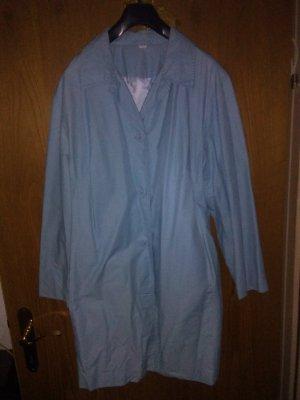 Regenjas lichtblauw