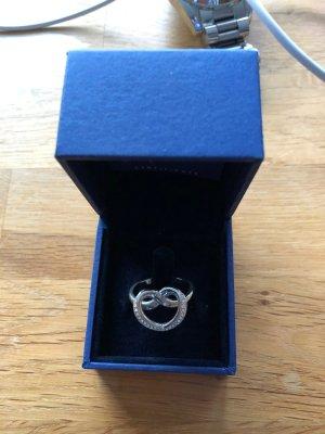 Swarovski Zilveren ring zilver Zilver