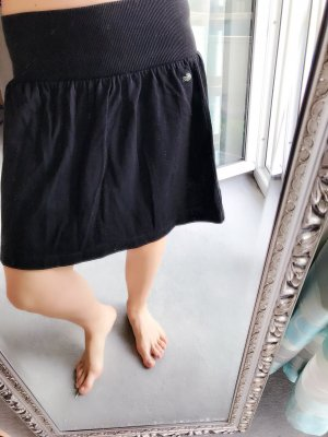Lacoste Knitted Skirt black