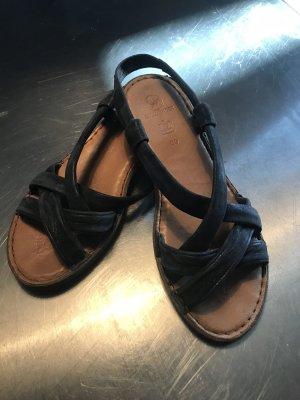 Salamander Comfortabele sandalen donkerblauw