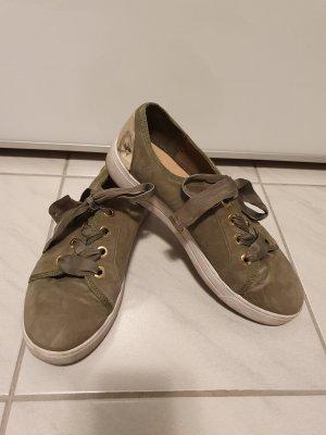Office Zapatos brogue caqui