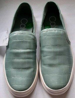 Calvin Klein Zapatos formales sin cordones azul pálido