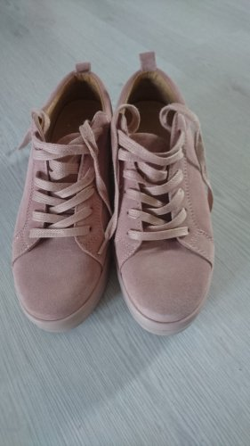 Bianco Sneakers dusky pink-pink