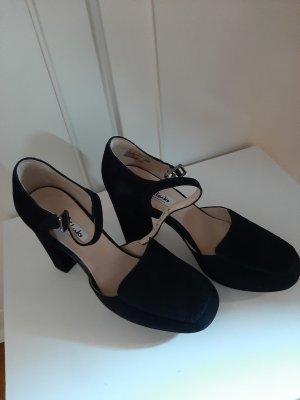 Clarks Mary Jane pumps zwart