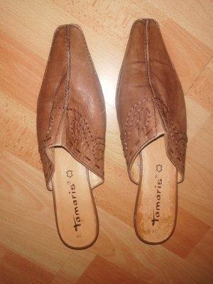 Tamaris Pantofola marrone