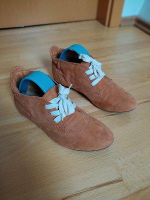 Deichmann Lace Shoes multicolored