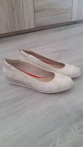 s.Oliver Slip-on Shoes natural white