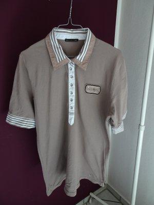 Damenshirt,Bluse,Poloshirt,Thomas Rabe,Größe 46,Kurzarmshirt